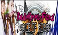 Los aficionados RadioKorea