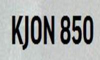 KJON 850 AM