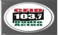 CFID راديو أكتون