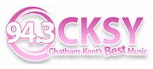CKSY 94.3 FM