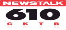 راديو CKTB Newstalk 610