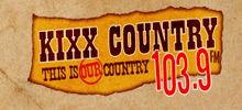 KIXX Country 103.9