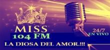 Мисс 104 FM-