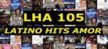 LHA 105 راديو
