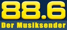 راديو 88.6