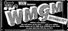 WMGM FM