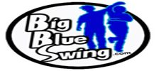 Big Blue Swing-