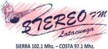 Stereo Latacunga