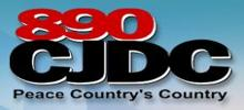 CJDC Country Radio