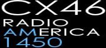 CX 46 Radio Americii