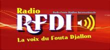 INTERNATIONAL RADIO Fouta Bashkëshortja e Meredit
