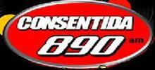 Consentida Radio 890 AM