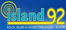 جزيرة 92 FM