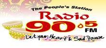 راديو 90.5 FM