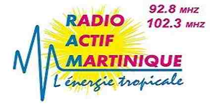 Radio Active Martinique