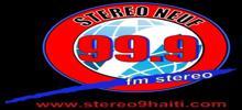 Radio stéréo 9