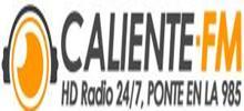 Горячей 98.5 FM-