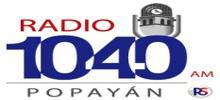 راديو 1040 AM Popayan