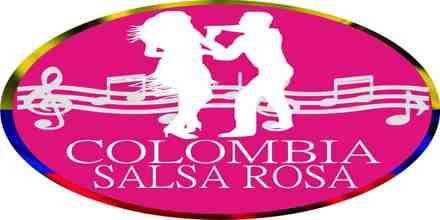 كولومبيا الصلصا روزا