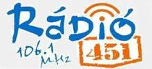 راديو 451