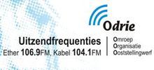 Lokale Rundfunk Odrie