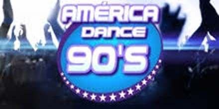 America Tanz 90s