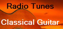 Radio Tunes Classical Guitar