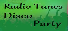 Radio Tunes Disco Party