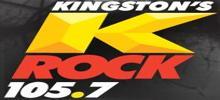 K Rock 105.7