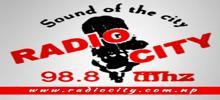 Радио Сити FM 98.8