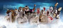 Here Come The Mummies Fan boucle Radio