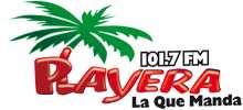 Playera 101.7 FM