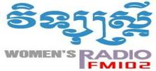 Mujeres radio FM102