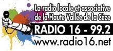 راديو 16 France