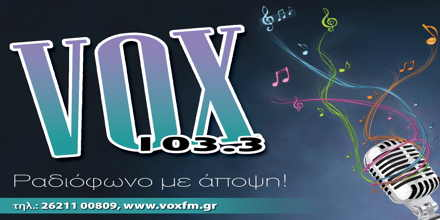 Vox FM- 103.3