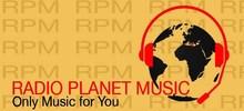 Muzica de planeta radio