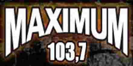 MAXIMUM 103.7