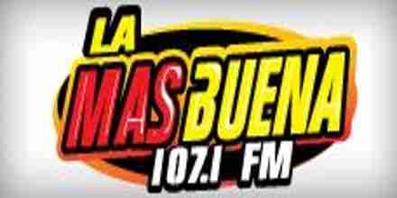 LA MAS BUENA 107.1 FM