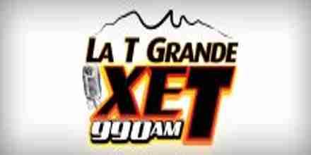 LA T GRANDE XET 990 AM