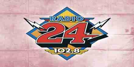 راديو 24 102.8