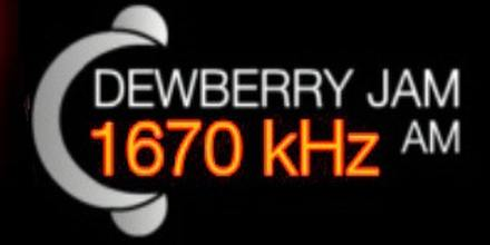 Dewberry Jam 1670 AM