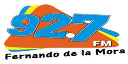 Fernando De La Mora 92.7