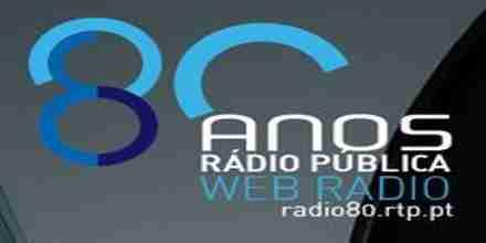 Radio 80 Portugal