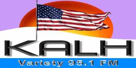 KALH 95.1 FM