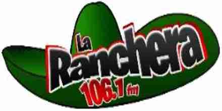 La Ranchera 106.1 FM