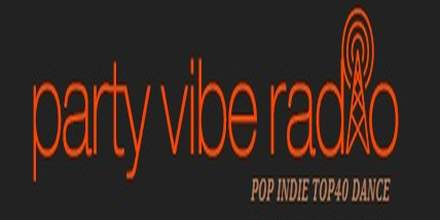 Party Vibe Radio Pop Indie Top40 Dance