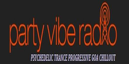 Party Vibe Radio Psychedelic Trance Progressive Goa Chillout