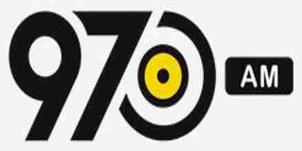 Радио 970 М.