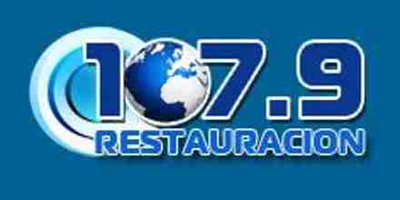 Restauration de Radio 107.9