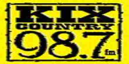 KIX Country 98.7